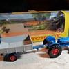 MMM Matchbox Monday K-11 Fordson Tractor and Farm Trailer 1968 Plus Find the Hidden Cat