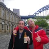 WILLIAM ROW STOUT NEWCASTLE GIVEN TO DAVID GUEST