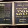 Servicemen's World War Map