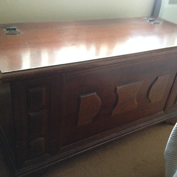 What type of box? - Furniture