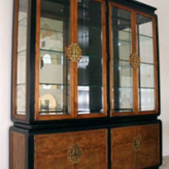 MY NEW CENTURY*  CHINA CABINET