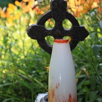 Glass Vase.. - Fine Art