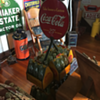 Coca-Cola Bottle Rack and Carriers