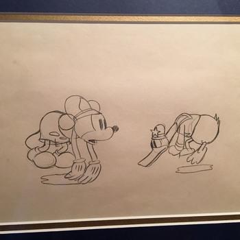"""Dog Nappers"" - 1934 - Fine Art"