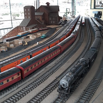 More of the Garden Railway at the Fairplex - Model Trains