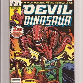 A boy and his dinosaur - Comic Books