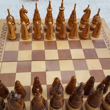 Chess set identification?