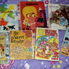 Some of our vintage childrens books