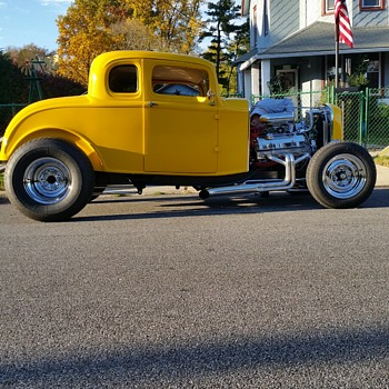 32 Ford coupe - Classic Cars