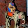 Balthazar on the Elephant