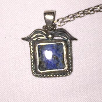 Blue jewel find