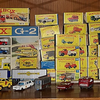 Mighty Magnificent Marvelous  Magical Matchbox Monday Post #2,000 !!!!!!!!!!! - Model Cars