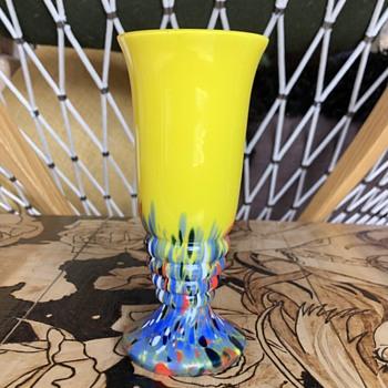 Ernst Steinwald glass - Art Glass
