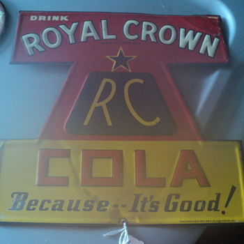 royal crown sign - Signs