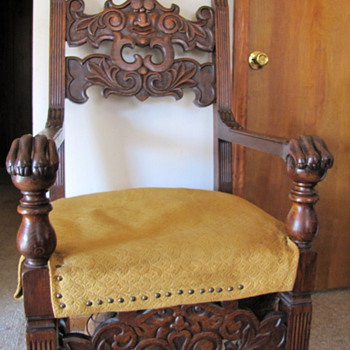 My Grandmother's Chair - Furniture