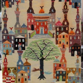 Prayer mat - Folk Art