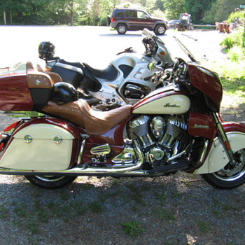 Customers New Indian Motorcycle - Motorcycles