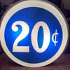 20 cent sign