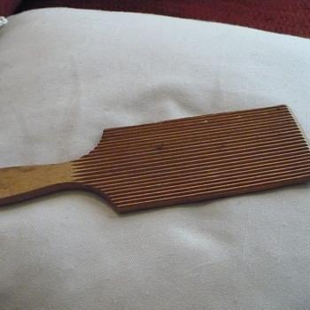 Mystery Paddle or Kitchen Utensil - Kitchen