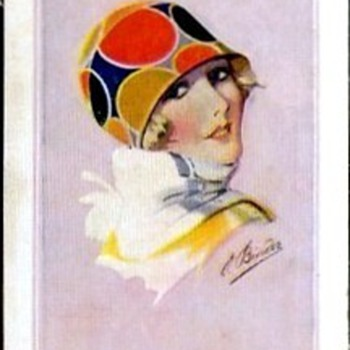 ART DECO PLAYING CARDS c1920 - Cards