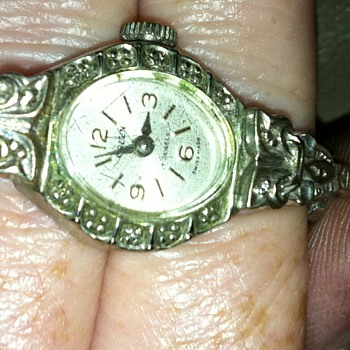 The Only Watch I Ever saw My Mom Wear - Wristwatches
