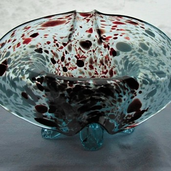 The French Antique Art Glass Merry Goround Much Like Other Countries: Clichy, Legras & All - Art Glass