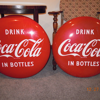TUESDAY is Button Nite at CW!!!!! - Coca-Cola