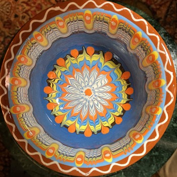 Cool Bowl from Bulgaria, i think? - Pottery