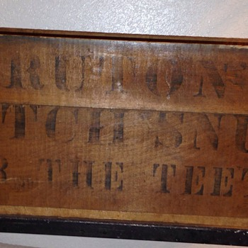 Bruton and Condon Scotch Snuff - Tobacciana