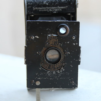 Very interesting specimen of the Kodak Pocket Vest