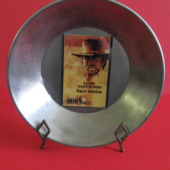 'PALE RIDER'  .  .  .  Motion Picture Prop