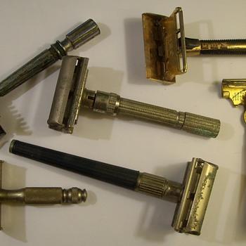 Vintage Razors - Accessories