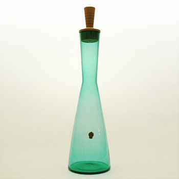 GRØN decanter, Jacob E. Bang (Kastrup, 1960)