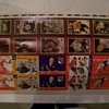 Parkhurst Prototype uncut Hockey Card Sheets 1966-67