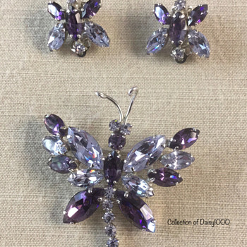 Sherman Butterflies — For Spring!  - Costume Jewelry