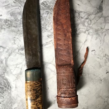 WWII Era Knife - Tools and Hardware