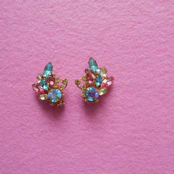 Beaujewels earrings - Costume Jewelry