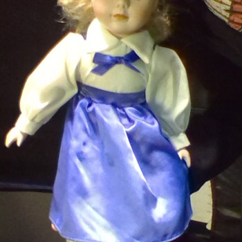 Found this doll, i am trying to find out more about her, help - Dolls