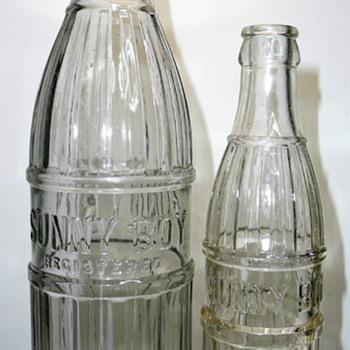 Sunny Boy Soda Co. - Bottles