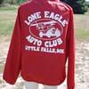 Vintage auto club jacket. 1950's?