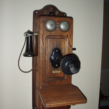 Wall Hanging Telephones