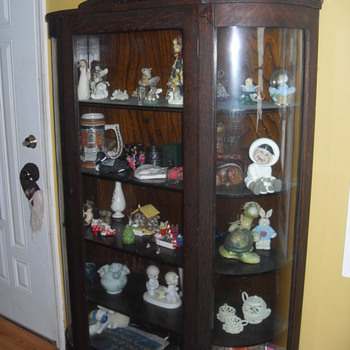 Great, Great Aunts China Cabinet