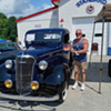 1937 Chevrolet pickup truck takes 1st place