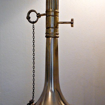 Electrified Oil Lamp? - Lamps