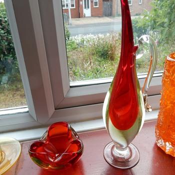 Murano glass - Art Glass