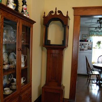 Grandmother's Tall clock - Clocks