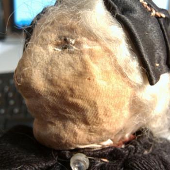elderly lady  - Dolls