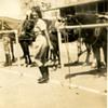 Army Women 1920s..California or Hawaii