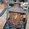 Old Gate Lamp