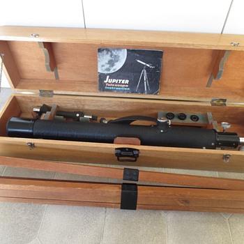 Jupiter telescope - Tools and Hardware